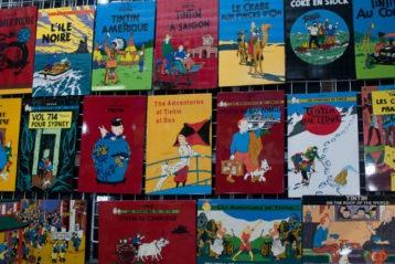 Las aventuras de Tintin