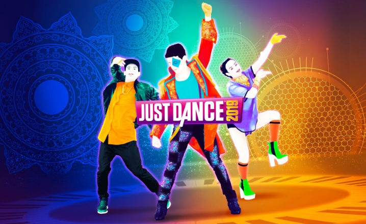 just dance ponte a bailar