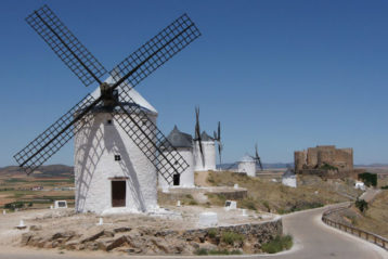 lugares Don Quijote de la Mancha