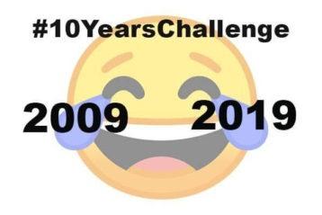 #10YearsChallenge