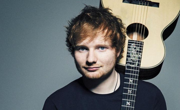 Ed Sheeran numero uno