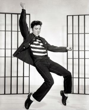Elvis Presley Rey del Rock and Roll