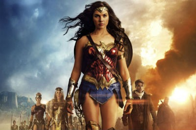 Icono Feminista Wonder Woman
