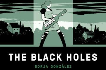 The Black Holes borja gonzalez