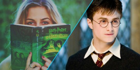 leer Harry Potter