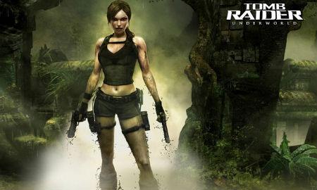 saga Tomb Raider