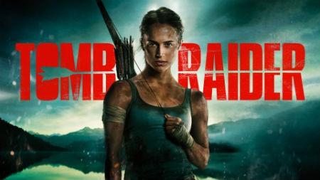 videojuegos Tomb Raider