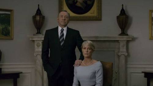 serie House of Cards netflix