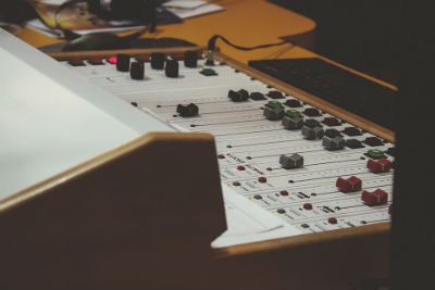Estudio de musica electronica
