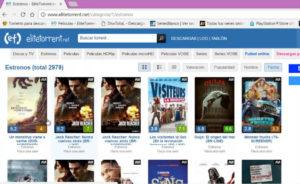 Las mejores alternativas a EliteTorrent