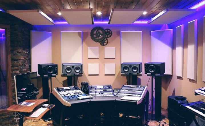 Que es un estudio para musica electronica