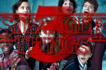 Stranger Things Temporada 3