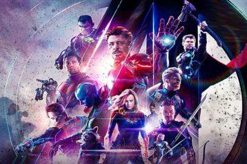 Avengers Endgame NumeroCero