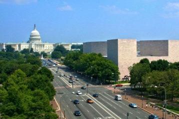 Alquiler de coches en Washington DC