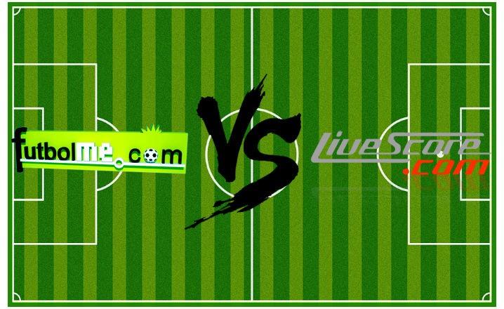 Futbolme y Livescore