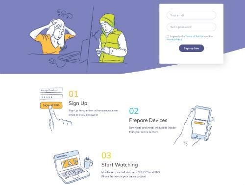 Keylogger para Android ayuda a los padres