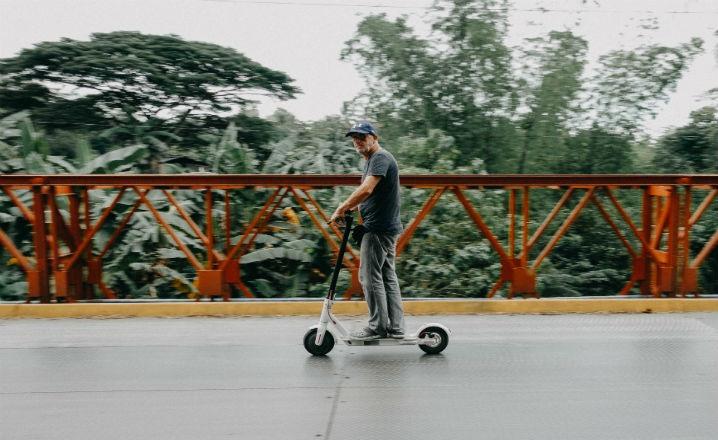 Las ventajas del scooter eléctrico