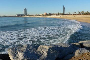 Vivir grandes aventuras en el mar en Barcelona