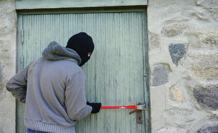 Aumento del número de robos