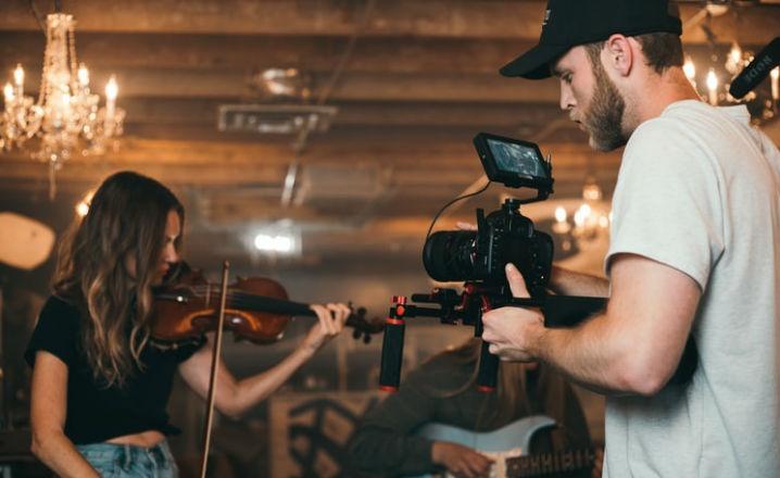 Convertirse en director de cine