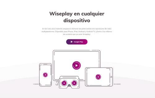 Descargar Wiseplay gratis