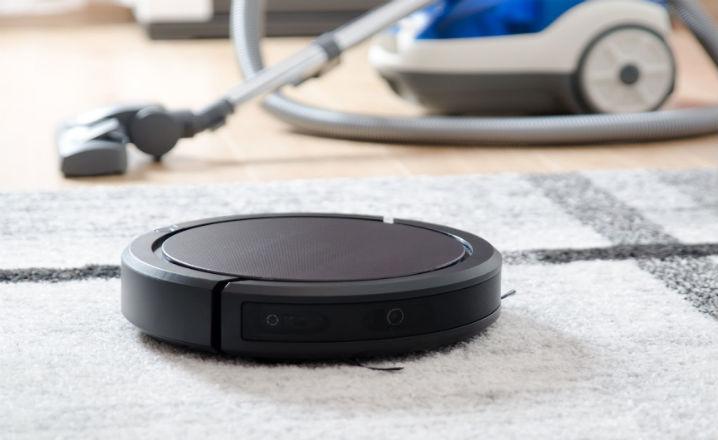 Dispositivos inteligentes para la limpieza del hogar