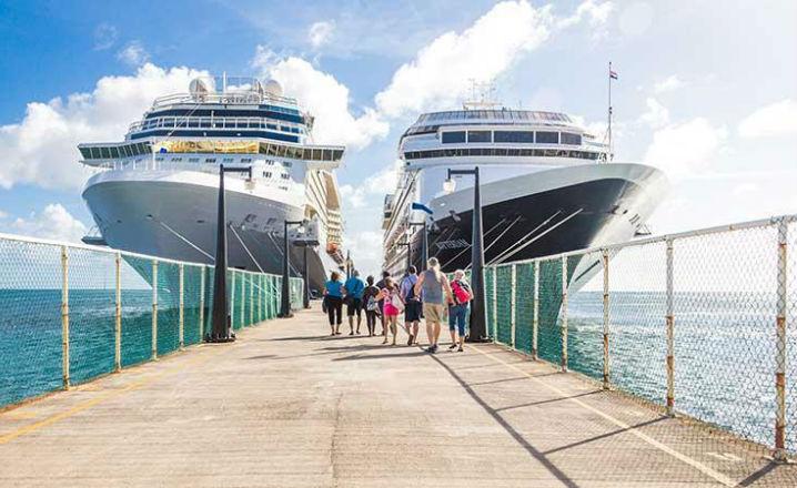 Comparador de cruceros por Internet