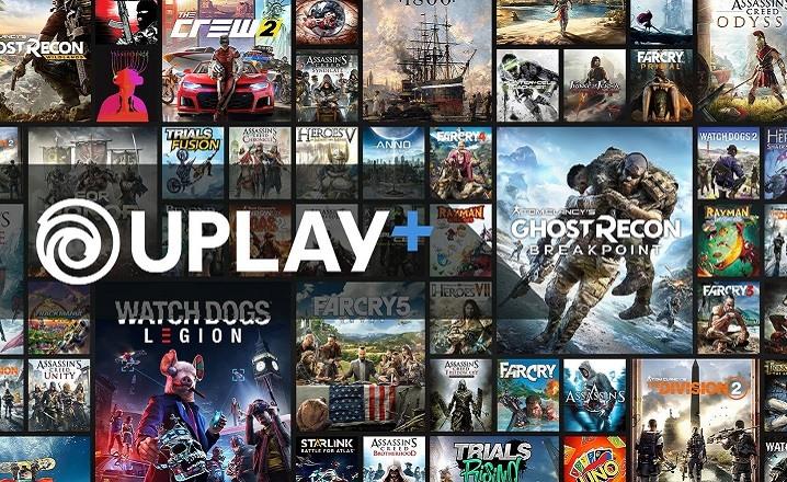 Ubisoft Uplay +