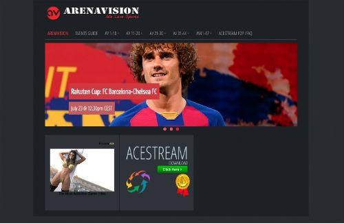 plataformas para ver deportes online