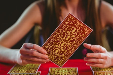 tirada de cartas de tarot gratis