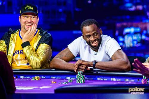 influencia del poker en la NBA