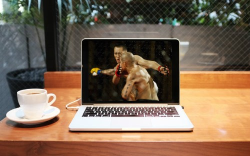 Alternativas para ver la UFC online