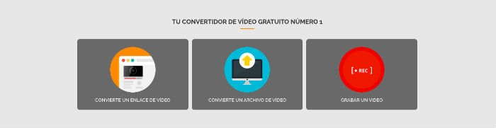 Convertidor de vídeo gratuito