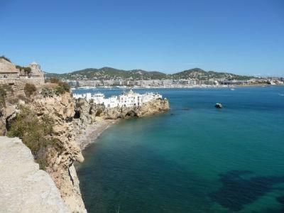 Disfruta de las playas de Ibiza