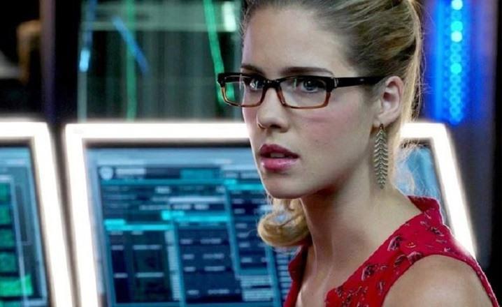 Emily Bett Rickards regresa a Arrow