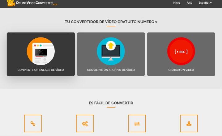 Guía De Online Video Converter Para