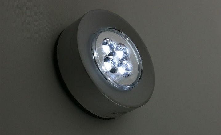 Iluminación con apliques