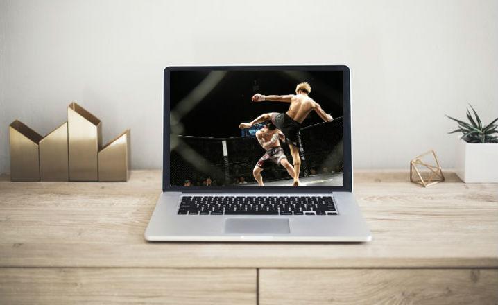 Mejores páginas para ver UFC online en directo