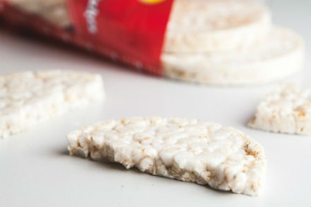 Tortas de arroz biocop