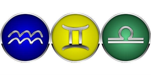 signos zodiaco aire