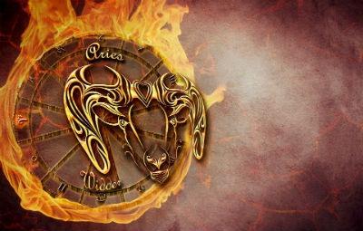 Aries signo de fuego