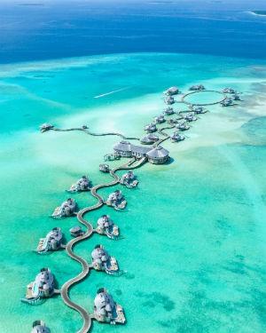 Organizar un viaje a Maldivas