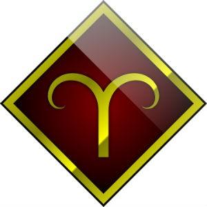 Símbolo de los arianos