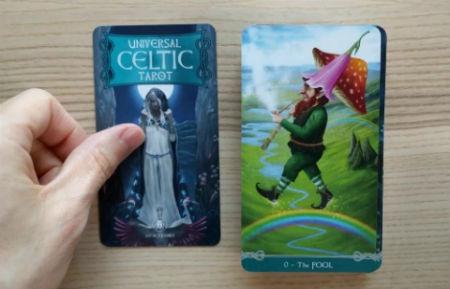 tarot de los celtas