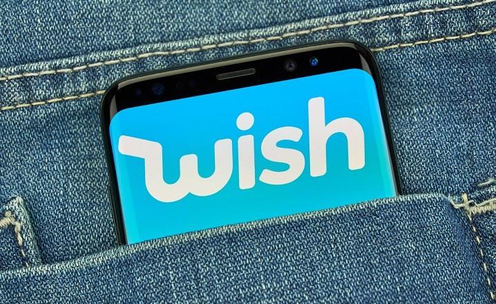 Como comprar en Wish App