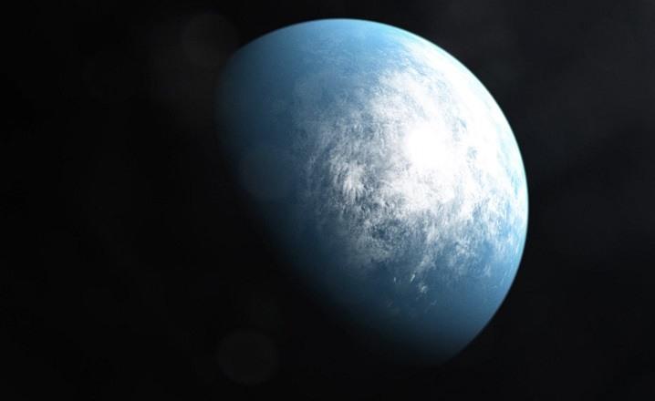Nasa descubre planeta como tierra