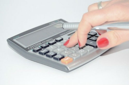 Planifica con calma tus gastos mensuales