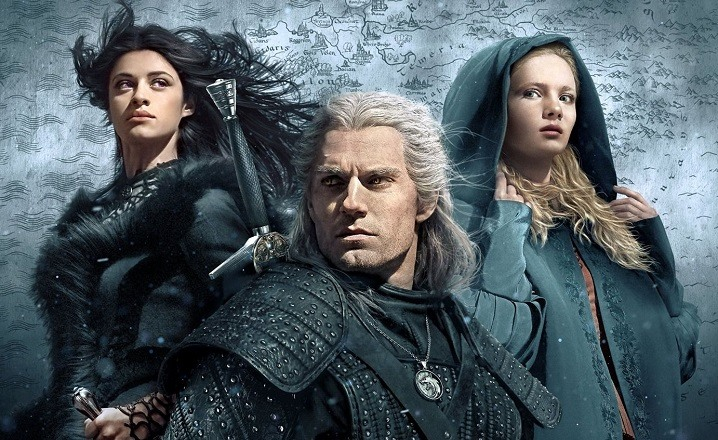 The Witcher Netflix Audiencia