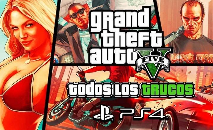 Trucos de GTA 5 para PS4