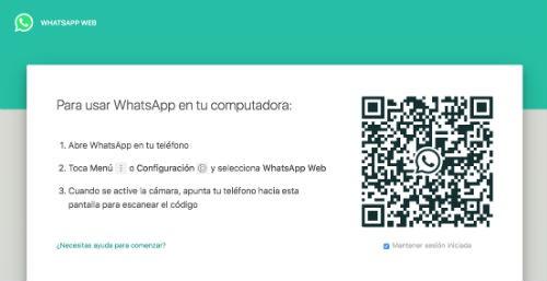 utilizar WhatsApp Web